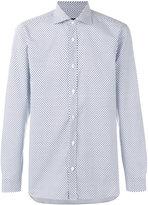 Z Zegna floral print shirt