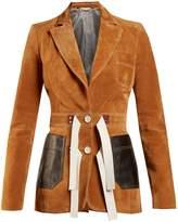 Altuzarra Bastille peak-lapel jacket