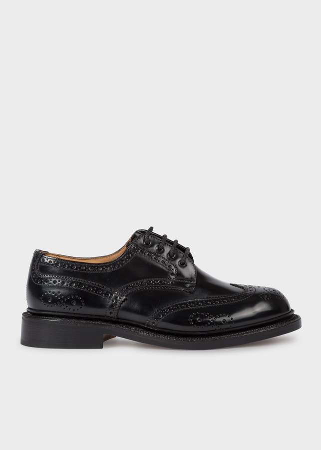 Paul Smith Tricker's For Leather 'Anne' Brogues
