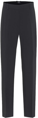 Joseph Coleman straight-leg cady pants
