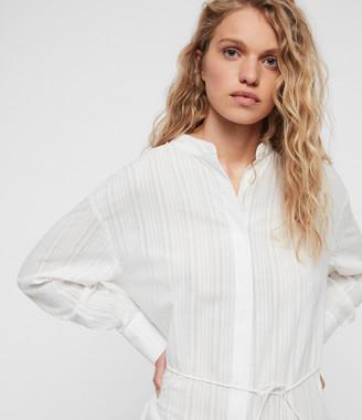 AllSaints Sani Shirt Dress