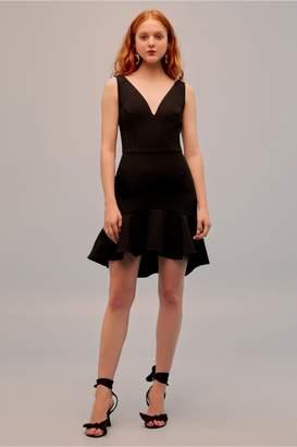 Keepsake INTRIGUE MINI DRESS black