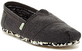 Toms Earthwise Recyclable Classic Slip-On Shoe