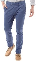 Timberland Mens Sargent Lake Sateen Slim Fit Chinos True Blue