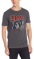 Lucky Brand Men's The Police Graphic Tee