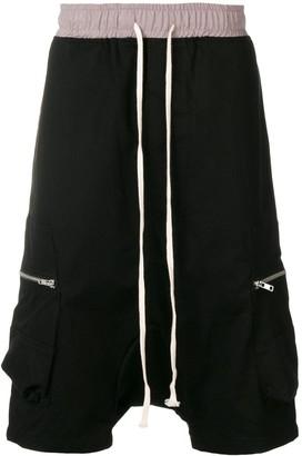 Yuiki Shimoji Drop-Crotch Shorts