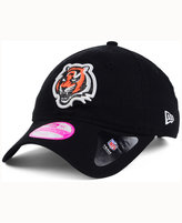 New Era Women's Cincinnati Bengals Team Glisten 9TWENTY Cap