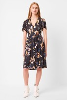 French Connenction Elvia Meadow Belted Dress