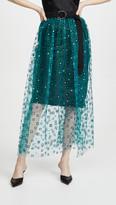 Rachel Comey Frame Tulle Fetes Skirt