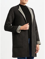 John Lewis Double Faced Transitional Coat