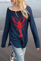 Wooden Ships Lobster Roll Sweater