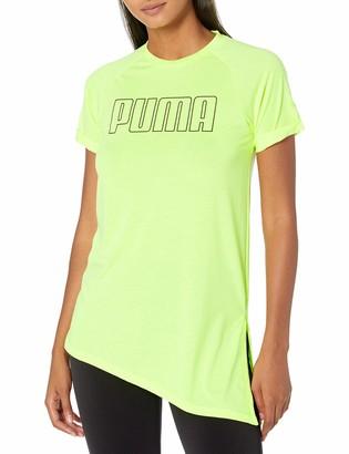 Puma Women's Graphic Training TEE