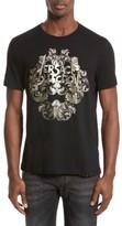 Versace Men's Logo Graphic T-Shirt