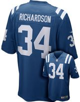 Nike Men's Indianapolis Colts Trent Richardson Game NFL Replica Jersey