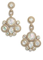 Kate Spade Women's 'Absolute Sparkle' Statement Earrings