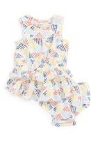 Splendid Infant Girl's Geo Dot Print Sundress