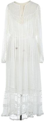 Zimmermann White Silk Dress for Women