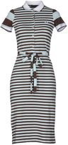 Fred Perry Knee-length dresses