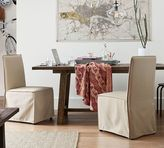 Pottery Barn Carissa Upholstered Dining Chair