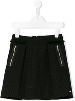 Karl Lagerfeld brocade skirt - kids - Cotton/Polyester - 10 yrs