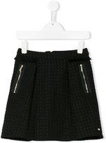 Karl Lagerfeld brocade skirt - kids - Cotton/Polyester - 8 yrs