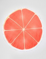South Beach Pink Grapefuit Towel