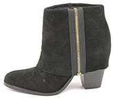 Rachel Roy Womens Ramone Leather Closed Toe Ankle Fashion Boots.