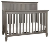 DaVinci Perse 4-in-1 Convertible Crib with Toddler Rail