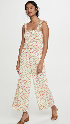Lost + Wander Love in Bloom Jumpsuit
