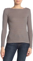 Michael Stars Kailee Striped Long Sleeve T-Shirt