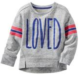 Osh Kosh OshKosh Girls' French Terry Pullover