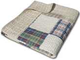 GREENLAND HOME FASHIONS Greenland Home Fashions Oxford Quilted Cotton Throw