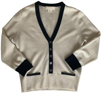 Michael Kors White Cashmere Knitwear for Women