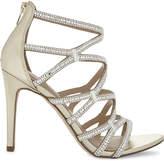 Aldo Liah embellished heeled sandals