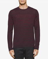 Calvin Klein Calvin Klein's Men's Jagged-Striped Sweater