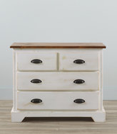 L.L. Bean Rustic Wooden Chest of Drawers