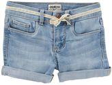 Osh Kosh Toddler Girl Roll-Cuff Denim Shorts