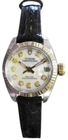 Tudor Princess Date Two-Tone Gold & Stainless 92313 Womens Watch 1994
