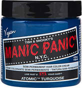 Manic Panic Semi-Permanent Hair Color Cream - Atomic Turquoise 118ml