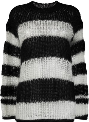 Kenzo Stripe Chunky-Knit Jumper
