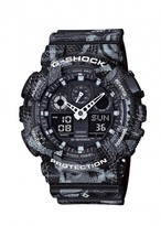 G-shock X Marcelo Burlon Ga100mrb-1a Resin Watch