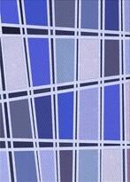 Blue Area Kieron Geometric Wool Rug East Urban Home Rug Size: Runner 2' x 5'