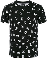 House of Holland letter print T-shirt - men - Cotton - S