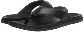 OluKai Nalukai Sandal (Tan/Tan) Men's Shoes
