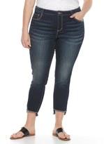 Gloria Vanderbilt Plus Size Jordyn Curvy-Fit Jeans