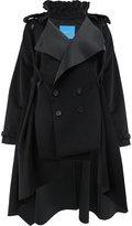 Undercover asymmetric style coat