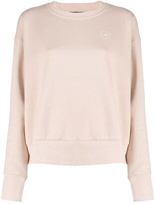 adidas by Stella McCartney Logo Print Sweatshirt
