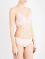 Triumph Amourette Spotlight stretch-lace soft-cup bra