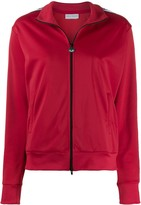 Chiara Ferragni logo zipped jacket