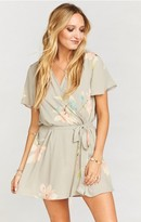 MUMU Whitney Wrap ~ Lily Showers